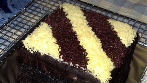 Brownies Kukus Topping Keju just my ordinary kitchen brownies kukus hitam manis