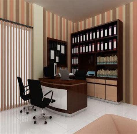 kumpulan desain interior rumah kantor minimalis kumpulan