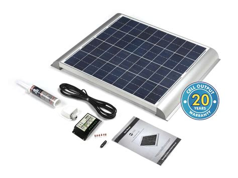 60 watt solar rooftop kit