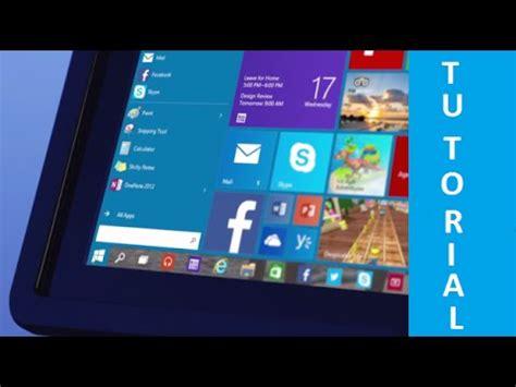 tutorial windows 10 en español tutorial veja como criar outra conta de usu 225 rio no