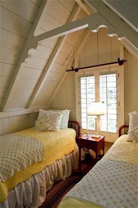 cottage attic bedroom ideas yellow cottage yellow like the sun pinterest yellow