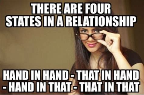 In A Relationship Meme - relationships are hard