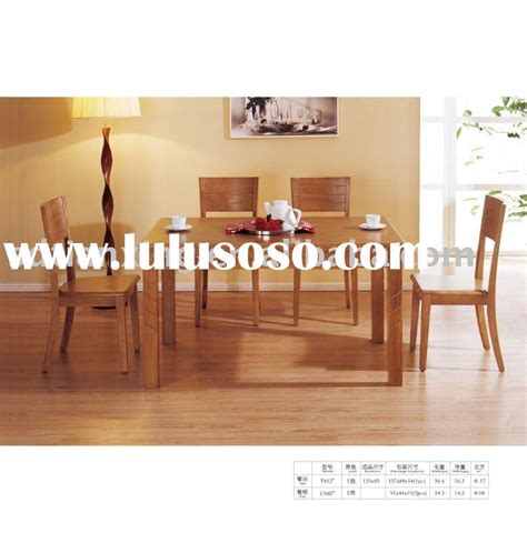 rubber wood kitchen tables types of wood
