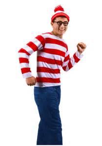 wheres waldo costume where s waldo costume