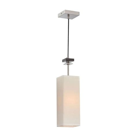home depot ceiling ls illumine designer collection 1 light white pendant cli ls