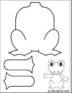 frog puppet pattern paper bag paper bag puppet animals frog abcteach