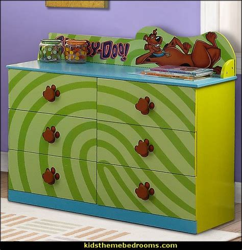 scooby doo bedroom furniture decorating theme bedrooms maries manor scooby doo theme