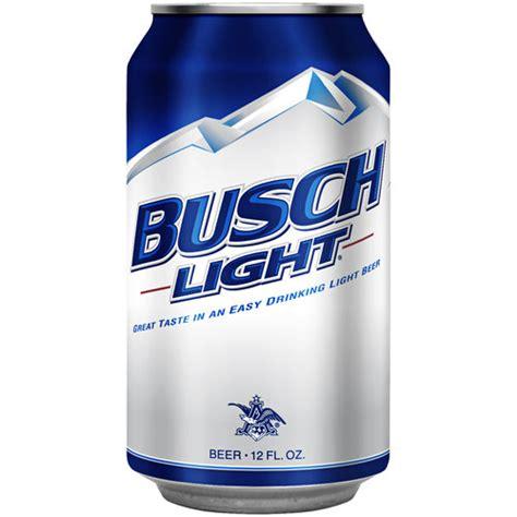 busch light 12 fl oz walmart