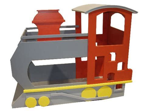 train bunk bed train bunk bed red