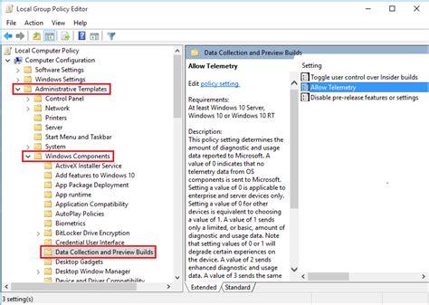 computer configuration administrative templates fix some settings are managed by your organization in