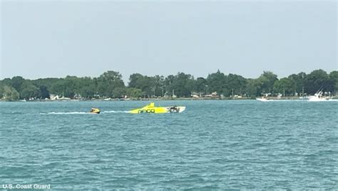 st clair boat accident powerboat racer dies after crash during mi race