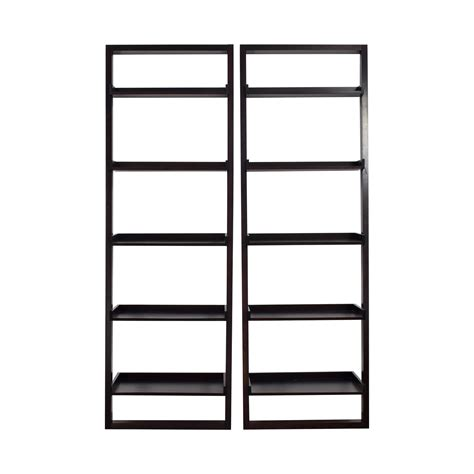 crate and barrel sloane leaning bookcase sloane leaning bookcase diyda org diyda org