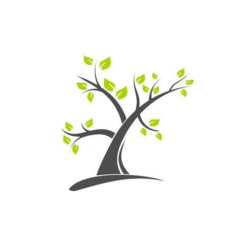 tree logo vector free tree logo design vector png free logo elements logo