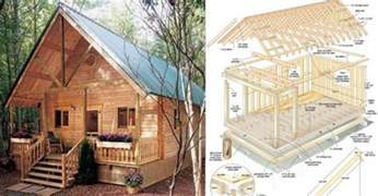 building an a frame cabin 10 diy log cabins build for a rustic lifestyle by the self sufficient living