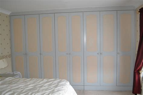 spray paint bedroom furniture and wardrobe doors