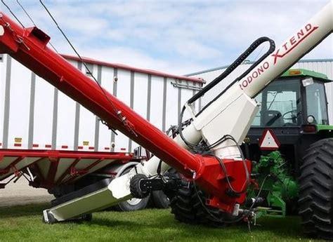 swing auger xtend swing grain augers