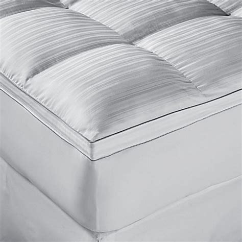 buy down mattress pads from bed bath beyond