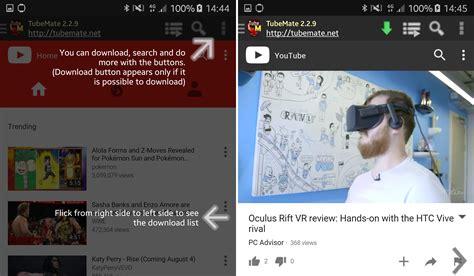 cara download mp3 dari youtube menggunakan android cara mendownload video youtube ke ponsel android atau