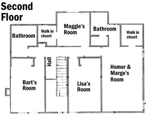 742 evergreen terrace floor plan floorplans
