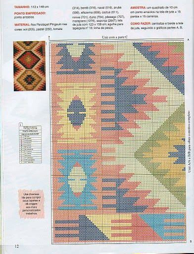 chart pattern website 17 best images about crochet graph navajo on pinterest