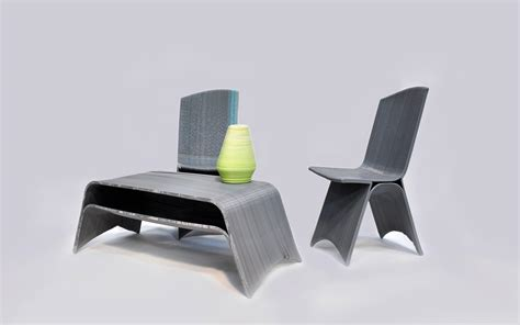 Printed Armchair Design Ideas Company Is Now 3d Printing Entire Furniture Pieces And They Are Amazing