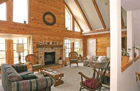 modular log home  ultimate log home kit