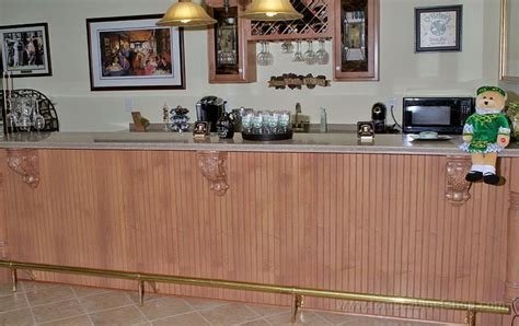 Handmade Shoo Bar - custom bar