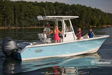 sea hunt boats charleston sc rent a sea hunt boats ultra 234 in charleston sc on boatbound