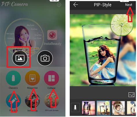 effects app android best photo frames app for android galleryimage co