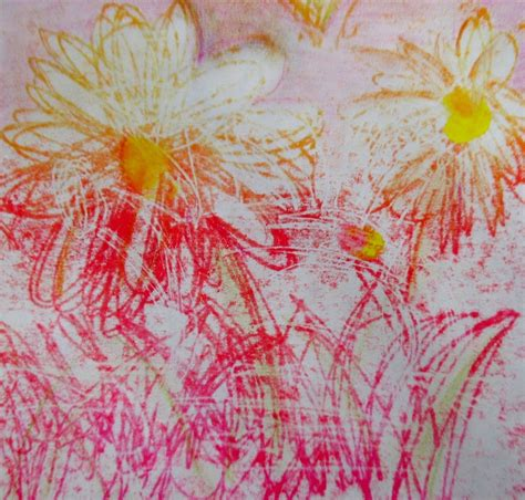 watercolor monoprint tutorial 55 best images about monoprint projects on pinterest art