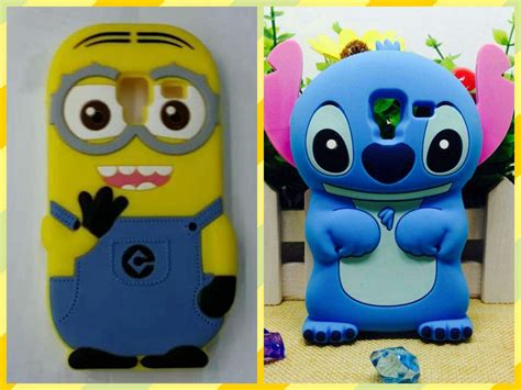 Silicon Casing Softcase Standing Sony Xperia E E2 E4 stitch phone cases chinaprices net