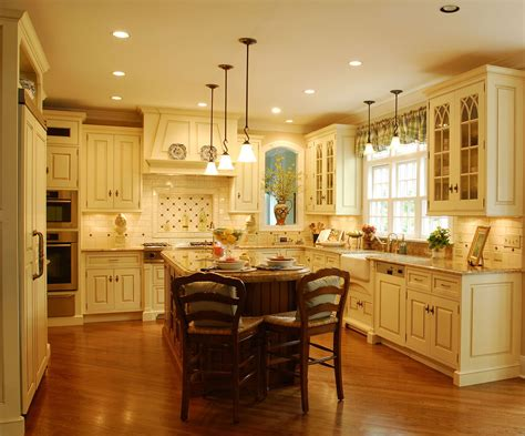 Traditional Kitchen Designs by The Enduring Style Of The Traditional Kitchen