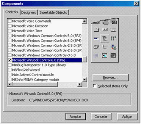 mostrar imagenes visual basic tutorial de cliente servidor en visual basic 6 0