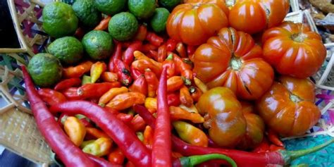 Sambel Tempong beradu pedas di festival kuliner sego tempong banyuwangi