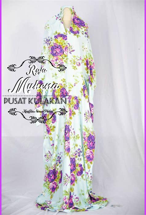 Mukena Al Gani P R A D A 2 Warna mukena terusan cantik harga murah produksi sendiri untuk