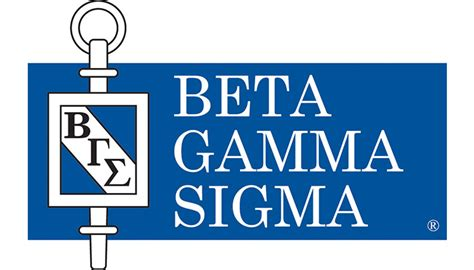 Mba Honor Society by Beta Gamma Sigma Adds 20 Unk Students To Honor Society