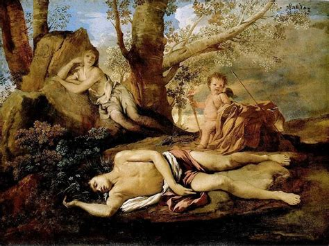 love themes in greek mythology echo and narcissus punished by a goddess for her constant