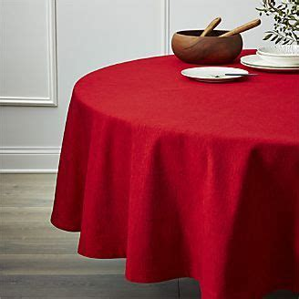 linden ruby red   tablecloth table cloth