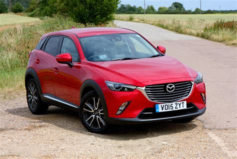 Mazda Cx 3 Reliability by Mazda Cx 3 Suv Review Summary Parkers