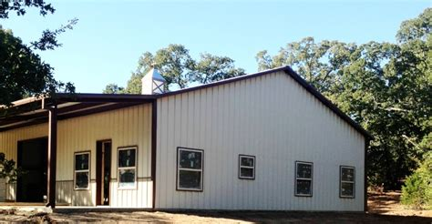 metal building with living quarters southwest metal systems