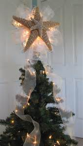 lighted tree toppers for trees lighted tree starfish tree topper