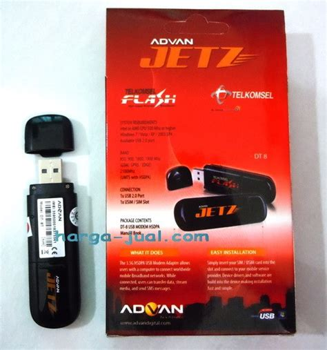 Jual Modem Advan Jetz Murah koneksi cepat ala modem advan jetz telkomsel flash harga jual