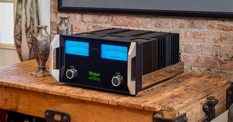 mcintosh stereophile reviews  mc amplifier