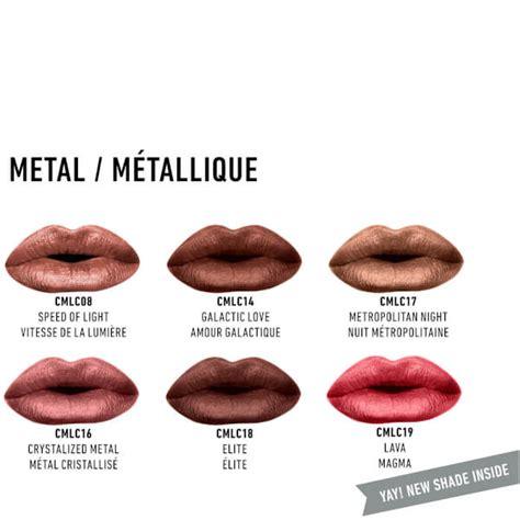 Nyx Matte Vs Metallic Vault nyx professional makeup matte vs metals lip vault free