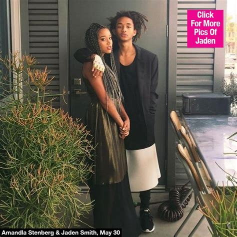 jaden smith prom dress pics jaden smith wears dress to prom with amandla