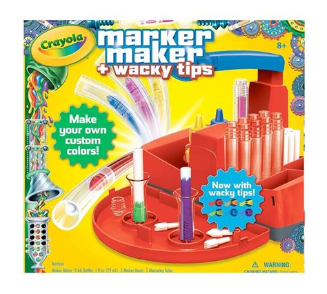 crayola marker maker wacky tips only 16 43 reg 34 99 become a coupon