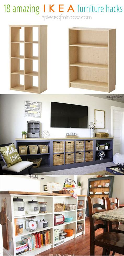 Kitchen Unit Hacks 17 Best Ideas About Ikea Hack Storage On