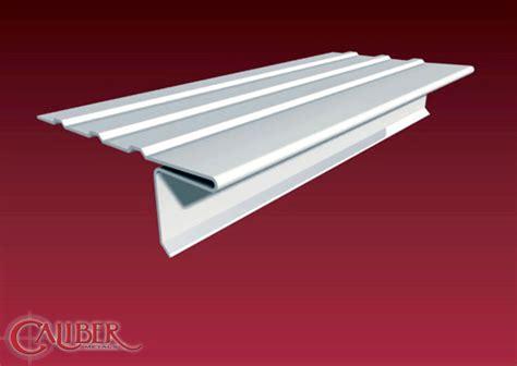aluminum edge residential roof edge products caliber metals