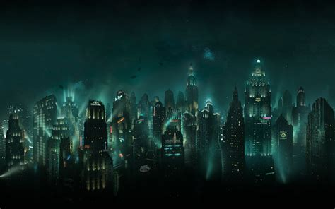 hd wallpapers bioshock rapture wallpapers hd wallpapers