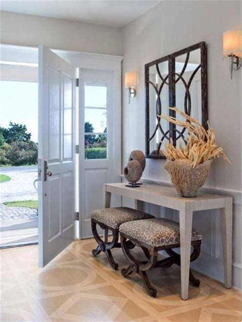 Front Foyer Decor 51 Best Console Table Images On Home Mirrors